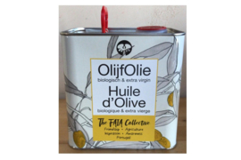The Faia Collective - Olijfolie - 2,5 liter