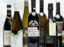 Wijnpakket voor wijncursus het Vervolg
