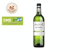Château des Tourtes Blanc – Sauvignon Blanc, Sémillon - bio - 37,5 cl