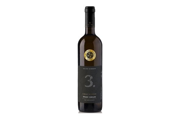 Puklavec Seven numbers « 3 » - Pinot Grigio - Orange - 2017