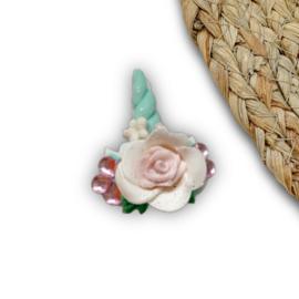 Eenhoorn mint roosjes