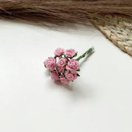 Roze 10mm 10st