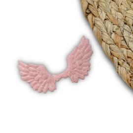 Wings roze 37x70mm