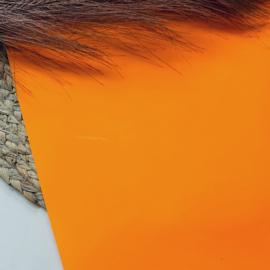 Jelly oranje hoogglans 34x20cm