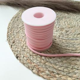 Ibiza band 5mm licht roze