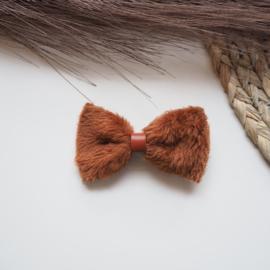 Bruin furry 7cm