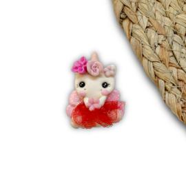 Eenhoorn fee roze