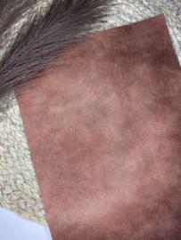 Metalicgloed bruin A4