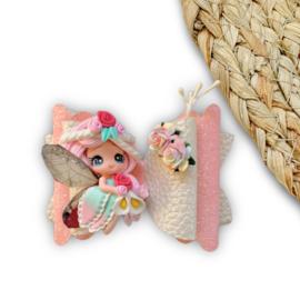 Fairy roze 9cm