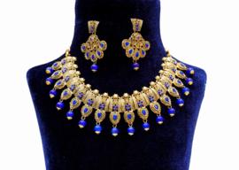 Sieradenset Royal Blue