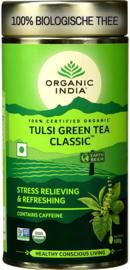 Tulsi & Green Tea