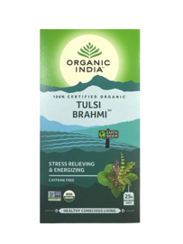 Tulsi & Brahmi Thee