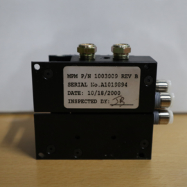 MPM UP 3000 Screen Printer P/N 1003009 Rev B