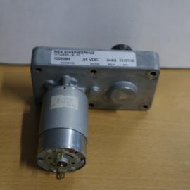 REX Engineering Motor en Gear 1002584 3463