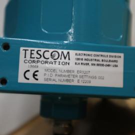 Tescom Corporation ER 3207 Druk Regelaar