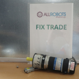 Rockwell Automation Print Carriage Motor DEK S240-1A/8+500LD+GPL65-5:1