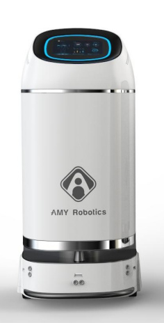 AMY Desinfectie Robot