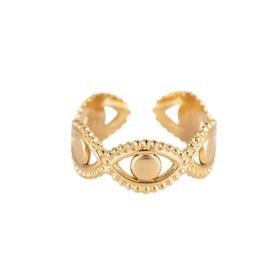 Ring 'Tessa' goud