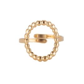 Gouden ring 'Philou'