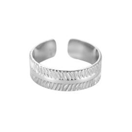 Ring 'Xenia' zilver