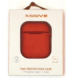 Airpods 1/2 Rood Case