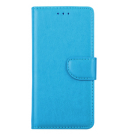 Blauwe Booktype voor de iPhone