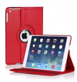 iPad hoes Draaibaar Rood