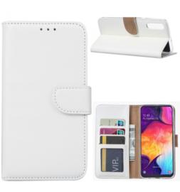 Wit Booktype voor de Samsung S Serie