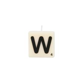 Letterkaars W
