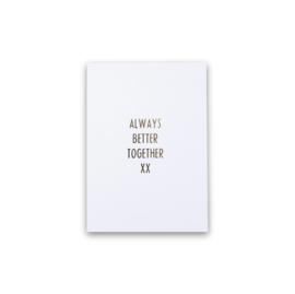 Kaart | Better together