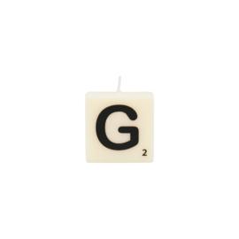 Letterkaars G