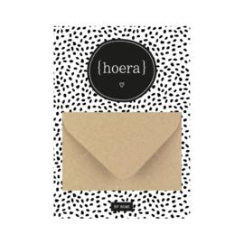Geldkaart   Hoera