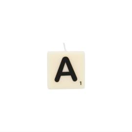 Letterkaars A