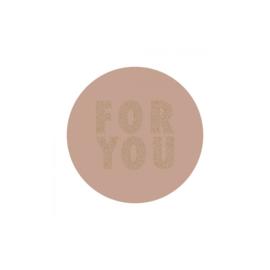 Sticker for you | set van 2