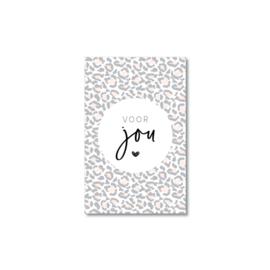 Mini-kaart | Voor jou