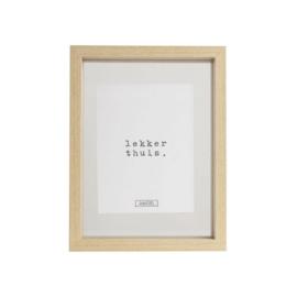 Fotolijst | Lekker thuis