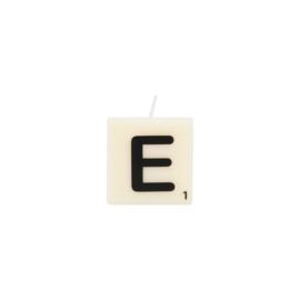 Letterkaars E