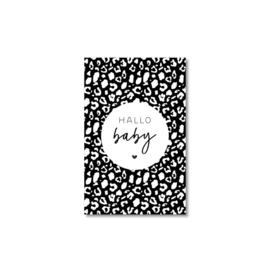 Mini-kaart | Hello baby