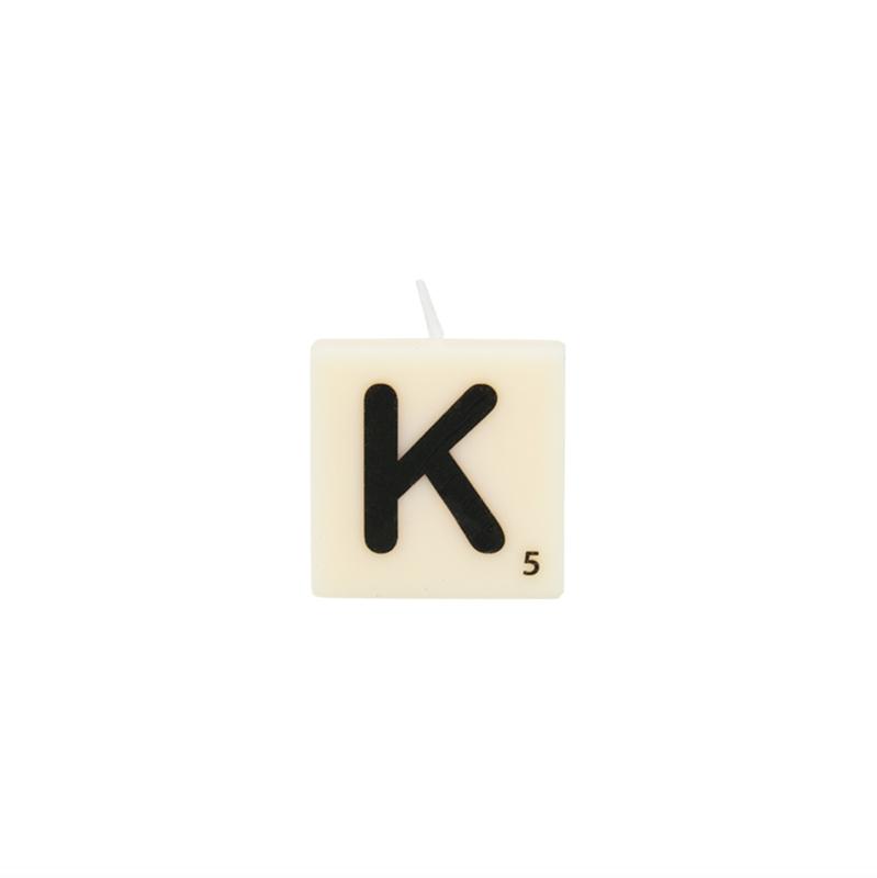 Letterkaars K