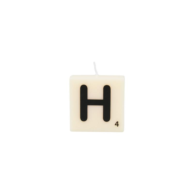 Letterkaars H