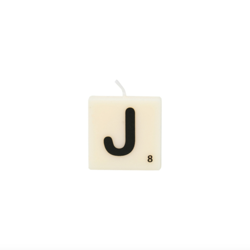 Letterkaars J