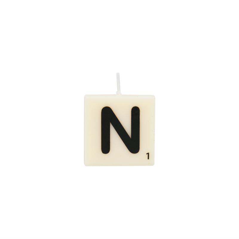 Letterkaars N