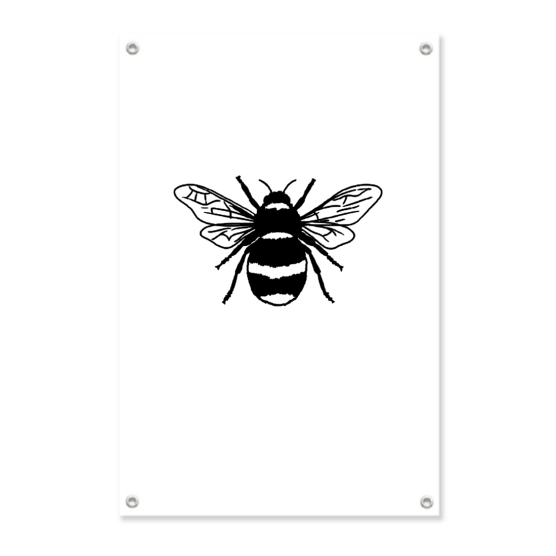 Tuinposter bumblebee