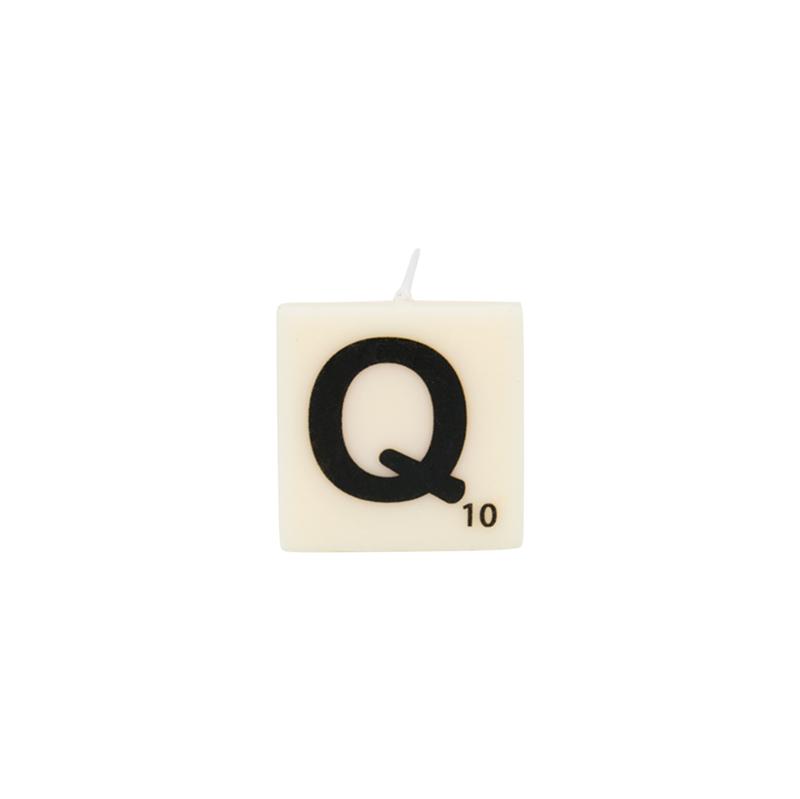 Letterkaars Q