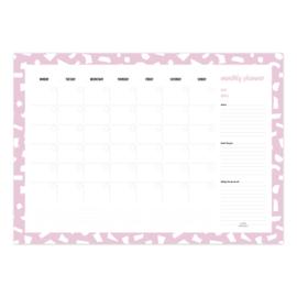 Maandplanner 'Lilac'