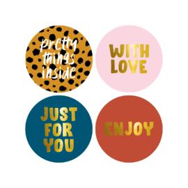 Sticker set (12stuks)