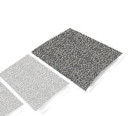 Cadeauzakje 'Sparkles Grey' 17x25cm