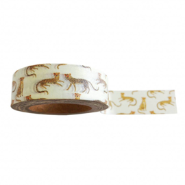 Washi tape 'Panter'