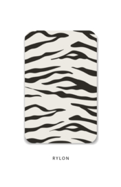 Mini/kadokaartje 'Zebra'