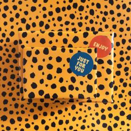 Inpakpapier 'Cheetah'